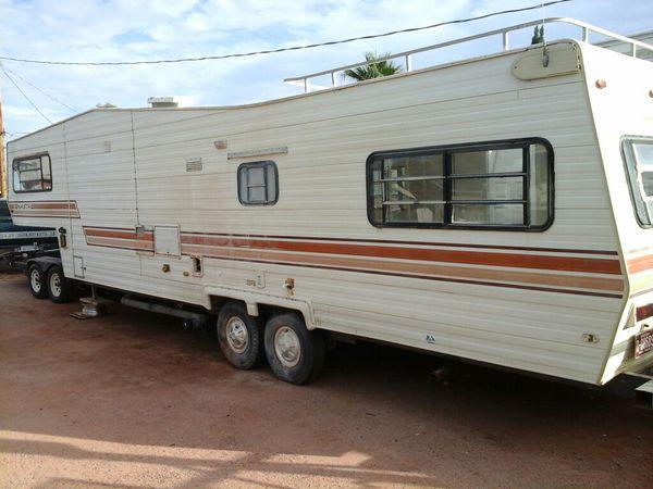 Portable Storage, 5th wheel trailer for Sale in Phoenix ...
