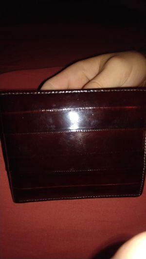 2 new Men's Leather wallets for Sale in Jeannette, PA