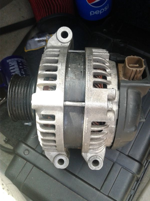 starter alternator honda accord2003 05 h element 2003 2006 acura tsx