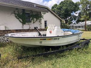 Photo 1992 Boston Whaler Rage - Rare jet boat built by Boston Whaler and Yamaha