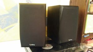 Infinity Primus 150 bookshelf speaker pair MINT! for Sale in MONTGOMRY VLG, MD