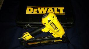 DeWalt Air Nail Gun Perfect Condition. for Sale in Kissimmee, FL
