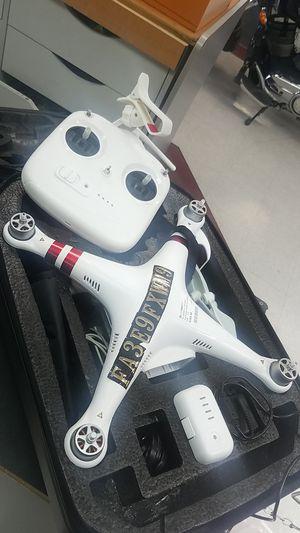 Dji phantom 3 standard quadcopter drone one battery for Sale in Orlando, FL