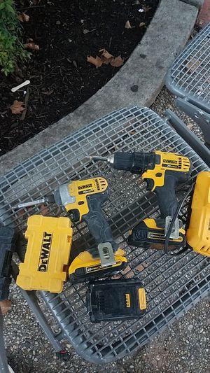 Dewalt Drills And Bits for Sale in Washington, DC