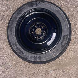 Acura TL Spare Tire Thumbnail