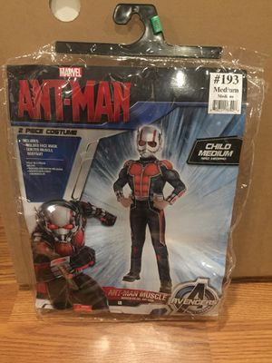 Antman costume for Sale in Silver Spring, MD