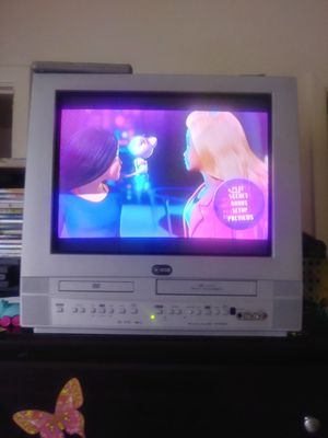 Small tv with dvd player for Sale in Austin, TX