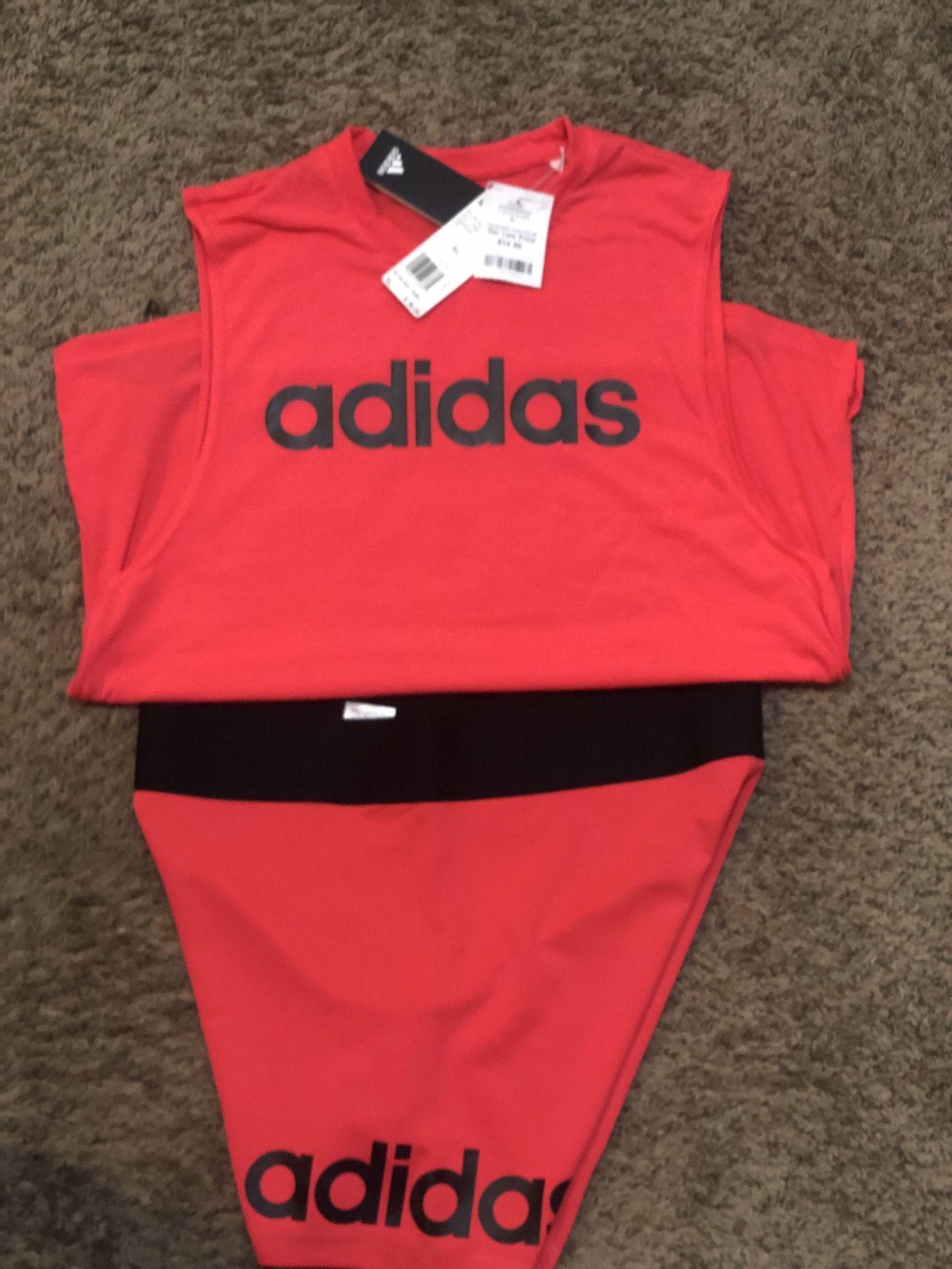Adidas women's xl