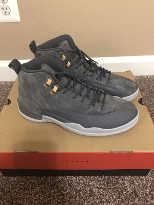 Jordan 12 Wolf Grey size 10.5 for Sale in College Park, MD