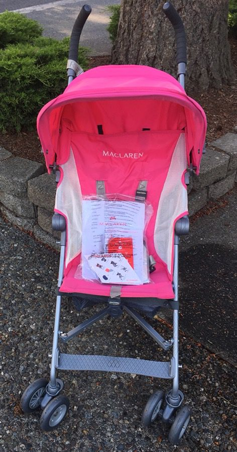 Maclaren Volo Stroller For Sale In Maple Valley Wa Offerup