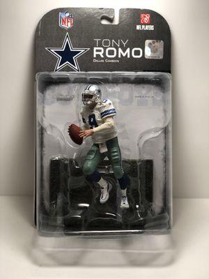 Tony Romo Action Figure for Sale in Weslaco, TX
