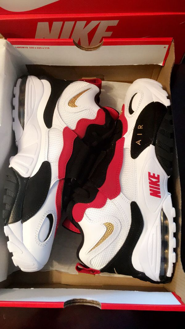 on sale b64a8 88fb8 Nike Air Max Speed Turf 49ers for Sale in Framingham, MA - OfferUp