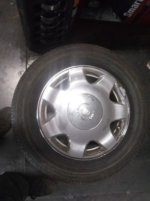 Photo Set of 4 Cadillac rims 5 lug 16in rims only