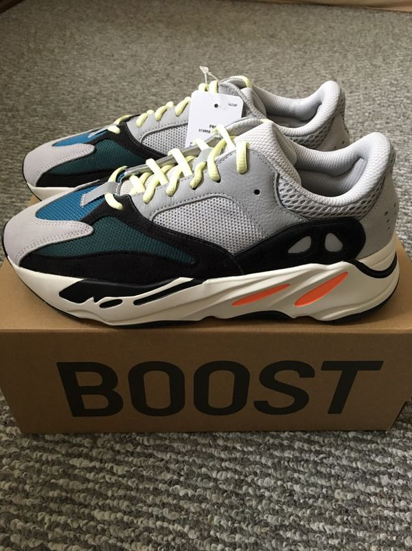 9555bd42a Adidas Yeezy Wave Runner 700 - Size 9.5 for Sale in San Francisco ...