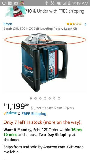 Laser level for Sale in St. Louis, MO
