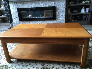 New And Used Coffee Table For Sale Offerup