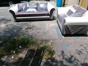 Sofa-Loveseat Set for Sale in Hialeah, FL