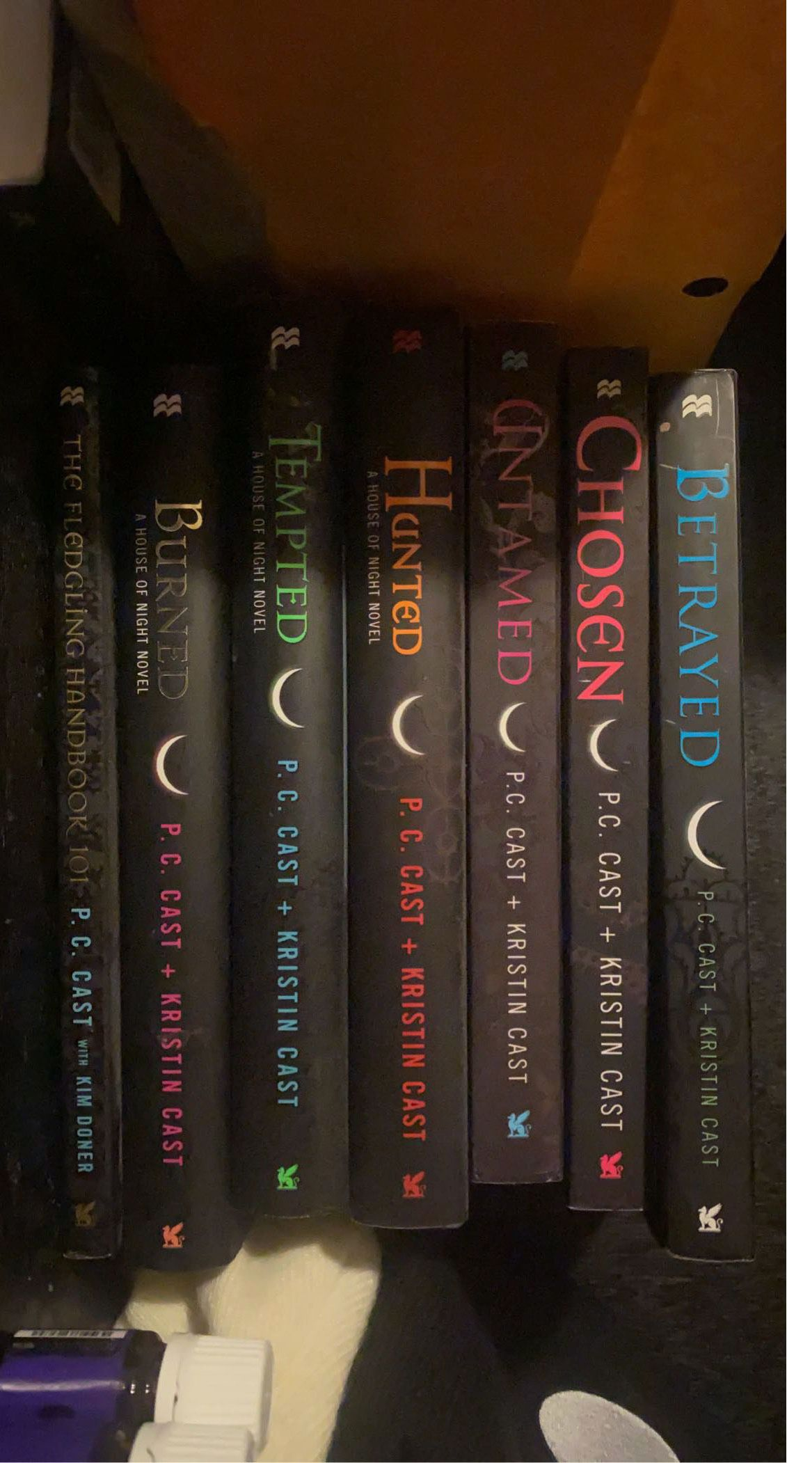 7 Different Series And 5 Individual Books