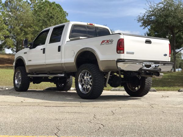 Orlando Auto Imports >> 2006 FORD F-250 *4X4 Lariat LIFTED* for Sale in Orlando ...