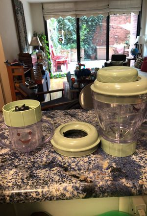 Baby bullet blender- parts for Sale in Arlington, VA
