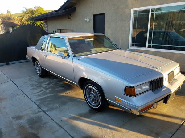 1988 Cutlass Supreme For Sale In Riverside CA