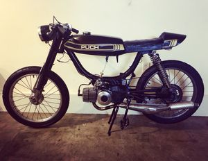 Puch moped needs some work on the wiring for Sale in