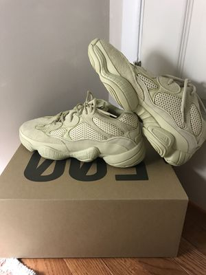 Adidas Yeezy 500 Supermoon Yellow for Sale in Centreville, VA