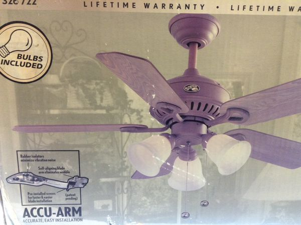 Hampton bay 44 ceiling fan raleigh iii for sale in pasadena ca open in the appcontinue to the mobile website aloadofball Images