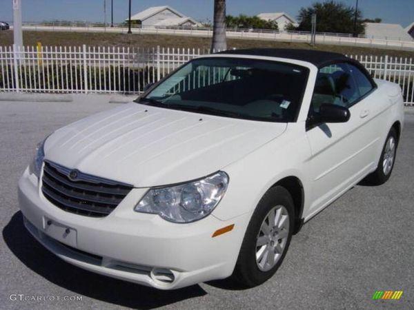 2008 Chrysler Sebring Convertible For Sale In Buford Ga