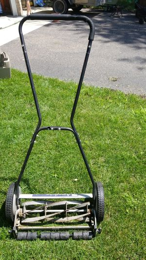Non Motorized Lawn Mower For In Elk River Mn
