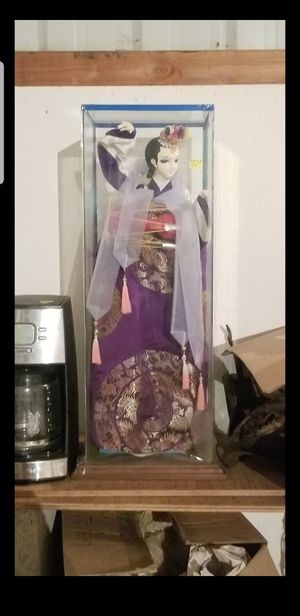 Antique asian doll and other stuff for Sale in Eagle Creek, OR