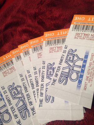 Silver City tickets for Sale in Dallas, TX