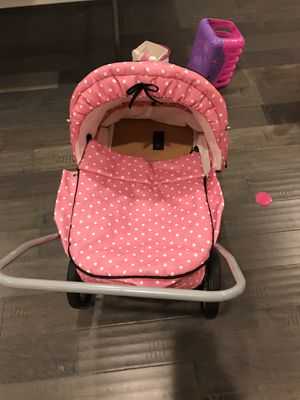 Baby play stroller for Sale in Rockville, MD