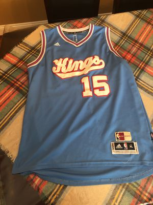 SACRAMENTO KINGS DEMARCUS COUSINS THROWBACK JERSEY (SIZE XL) for Sale in Herndon, VA
