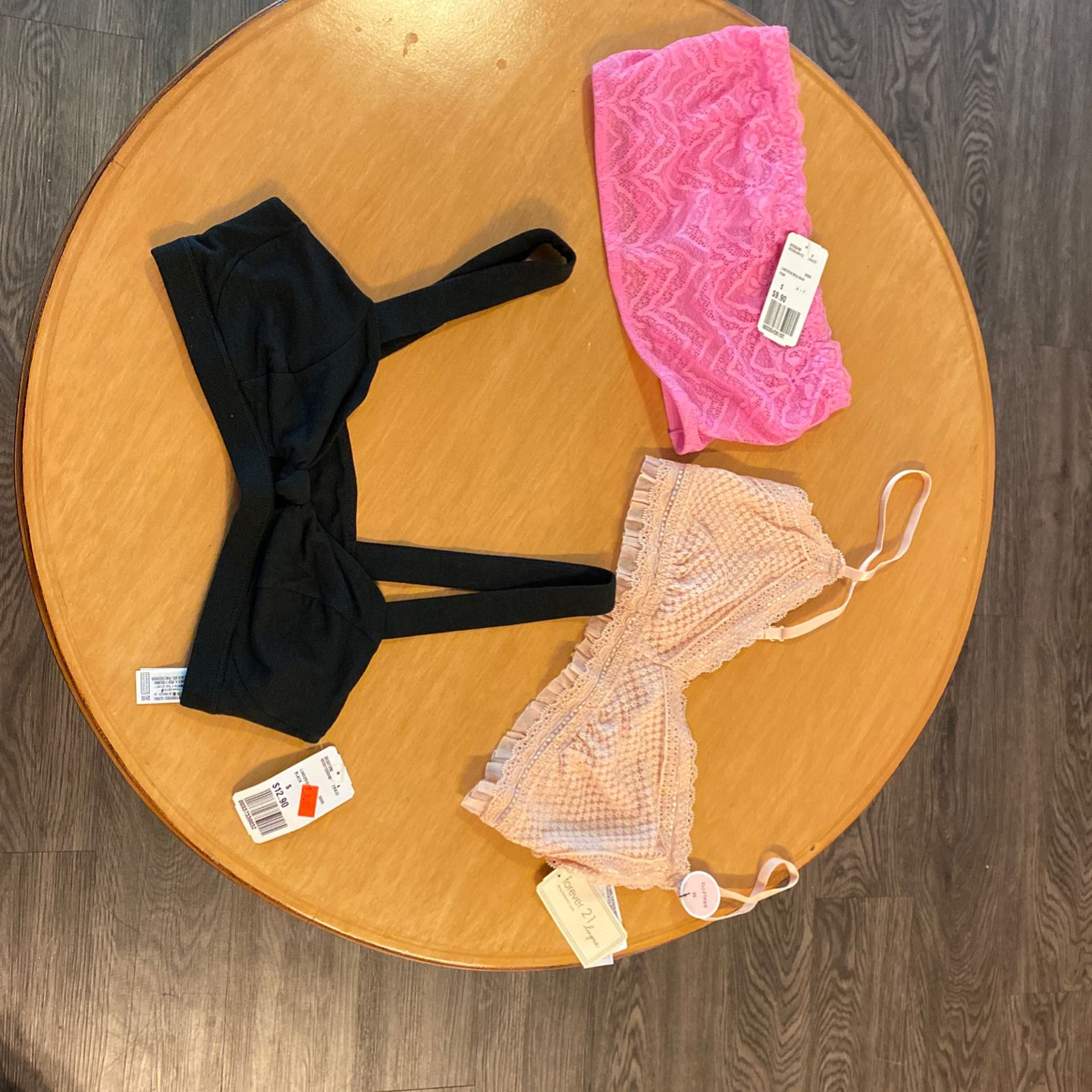 Forever 21 Lingerie Bundles 4$ Or 6 For 20$ Assorted Sizes And Colors