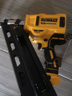 Dewalt framing nail gun for sale  Broken Arrow, OK