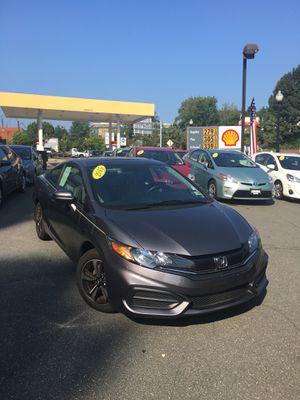2015 Honda Civic EX for Sale in Alexandria, VA