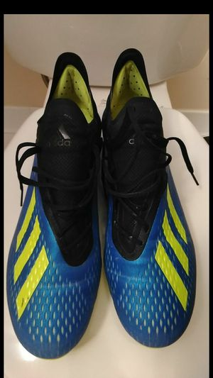 Adidas x professional soccer cleats size 10.5 for Sale in Darnestown, MD