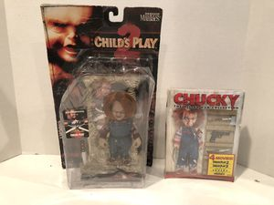 Mcfarlane Child's Play 2 Chucky Figure set for Sale in Millville, NJ