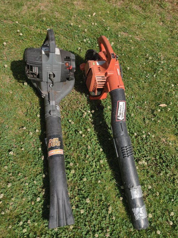 Leaf Blowers For Parts For Sale In Somers Point Nj Offerup