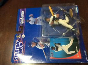 Bernie Williams Starting Lineup 1998 collectible action figure for Sale in Mesa, AZ