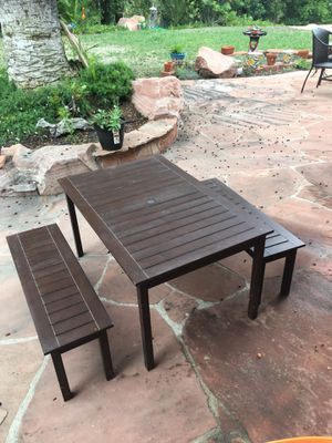 Toy Box Bench Home Goods For Sale In Encinitas CA OfferUp - Pottery barn picnic table