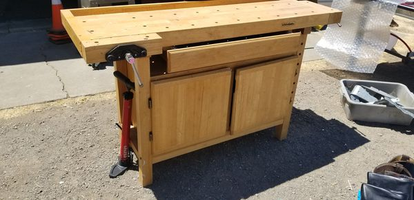 Whitegate Woodworking Bench For Sale In Livermore Ca Offerup