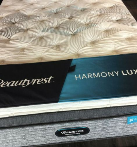 Buy a New Queen Harmony Lux Plush Pillowtop Mattress