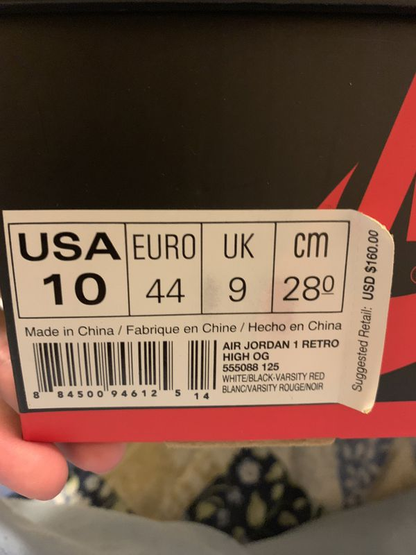 newest a2c23 5f7cc New and Used Jordan 1 for Sale in Seattle, WA - OfferUp
