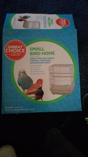 small bird cage for Sale in Washington, DC