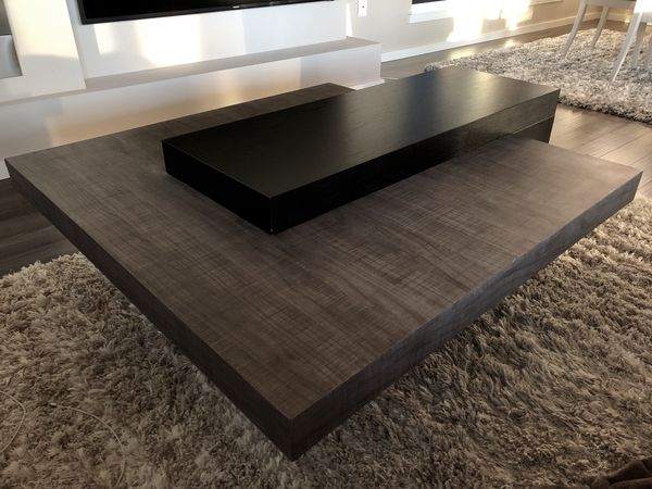 Coffee Table Modern Low Profile Furniture In Lake Stevens Wa Offerup