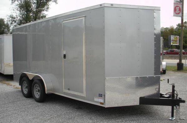 Anvil trailer