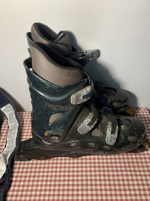 Photo Roller blades. Roller skates volt gtx size 9 skates