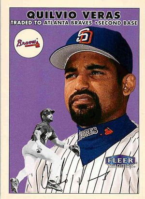 QUILVIO VERAS MLB BASEBALL CARD for Sale in North Bethesda, MD